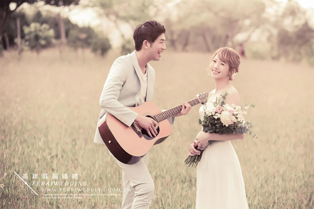 高雄翡麗婚禮| 婚紗照