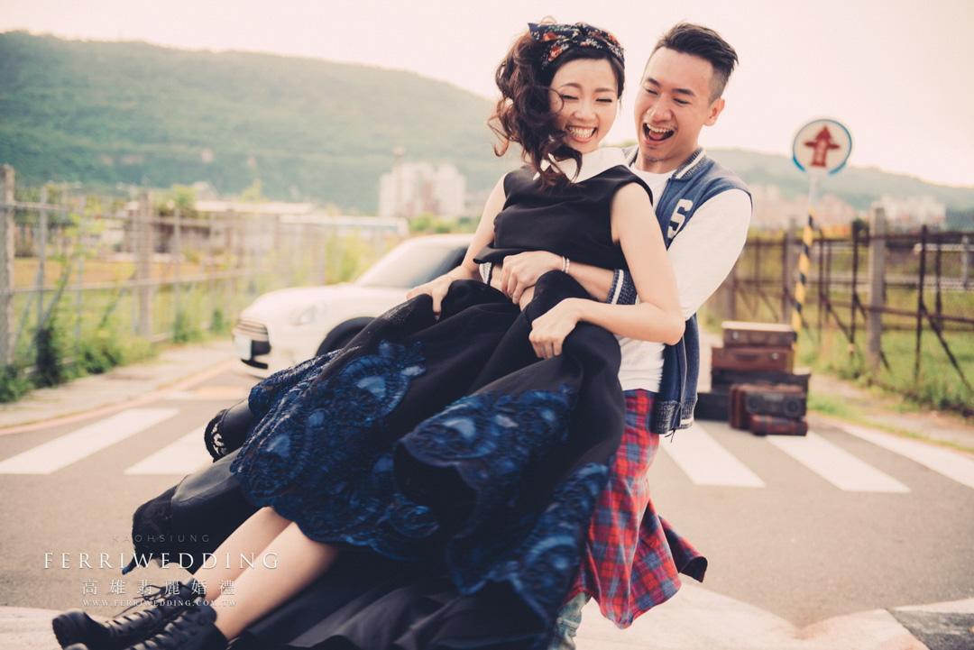 高雄翡麗婚禮 婚紗攝影