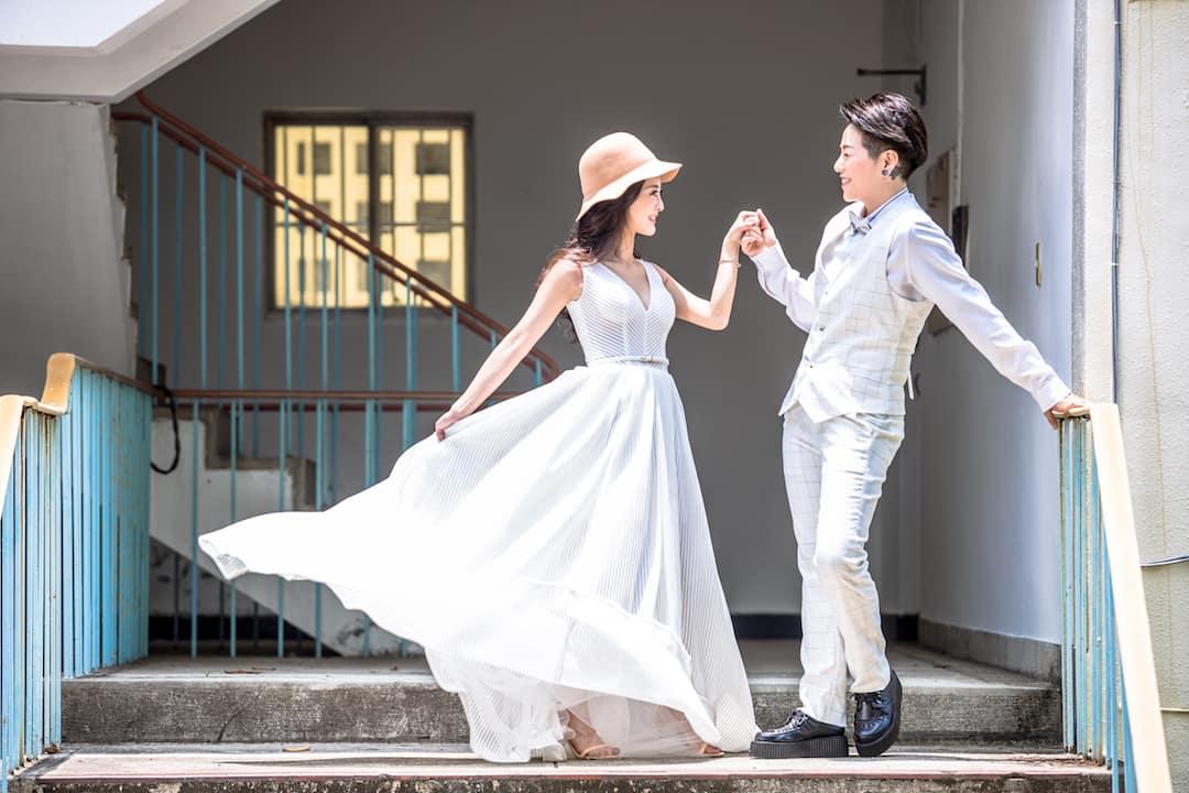 高雄翡麗 婚紗攝影