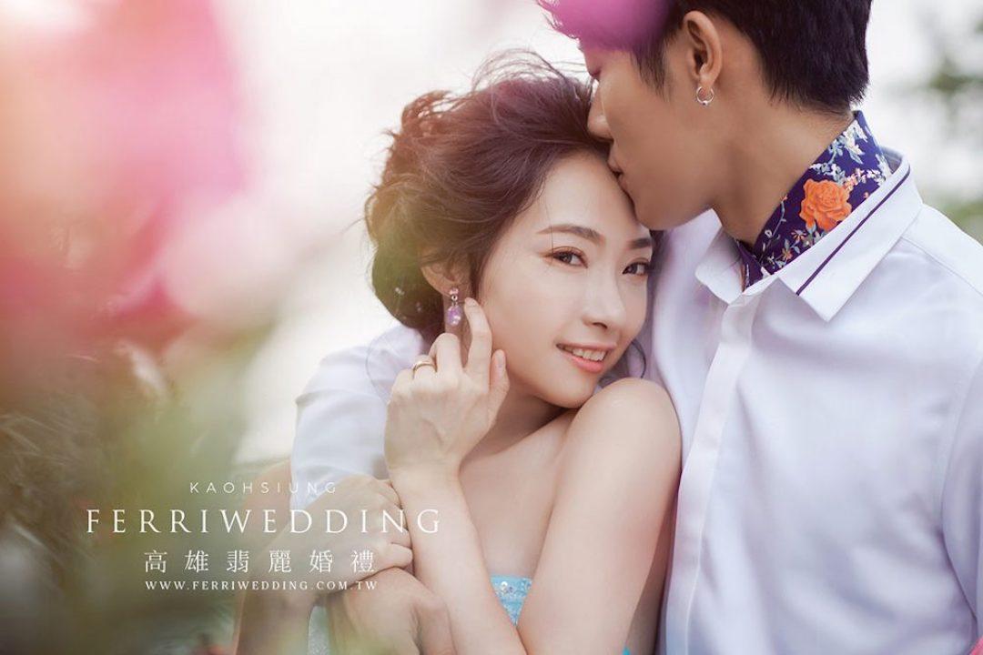 高雄翡麗婚禮 婚紗照