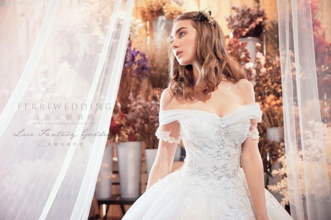 高雄翡麗婚紗 婚紗禮服 2